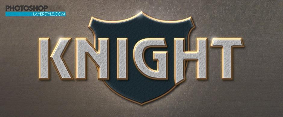 Knight Styles Photoshop brush