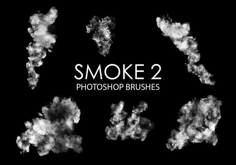 Free Smoke Photoshop Brushes 2 Photoshop brush