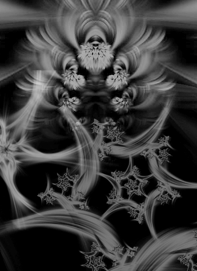 Apophysis Fractal Brushes Photoshop brush