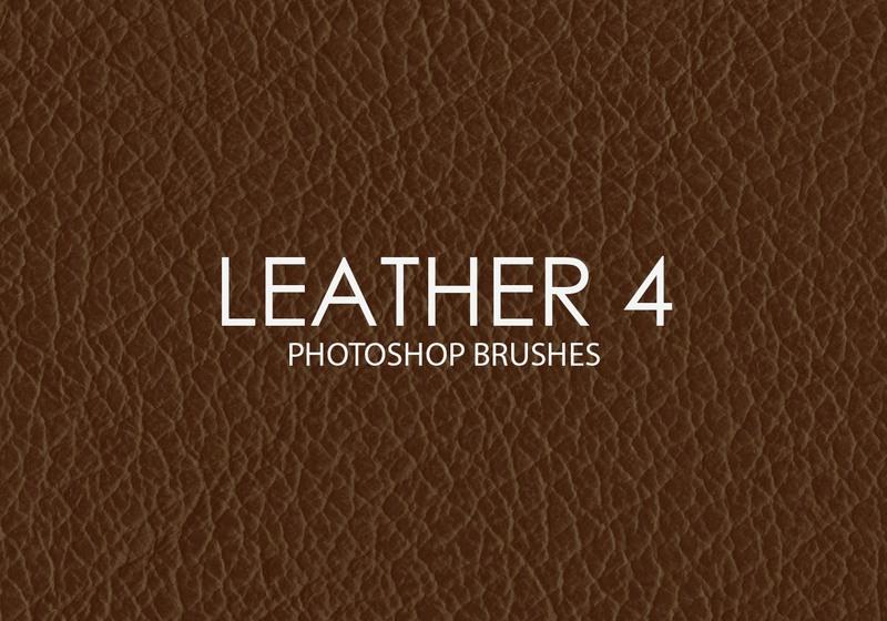 Free Leather Photoshop Brushes 4 Photoshop brush