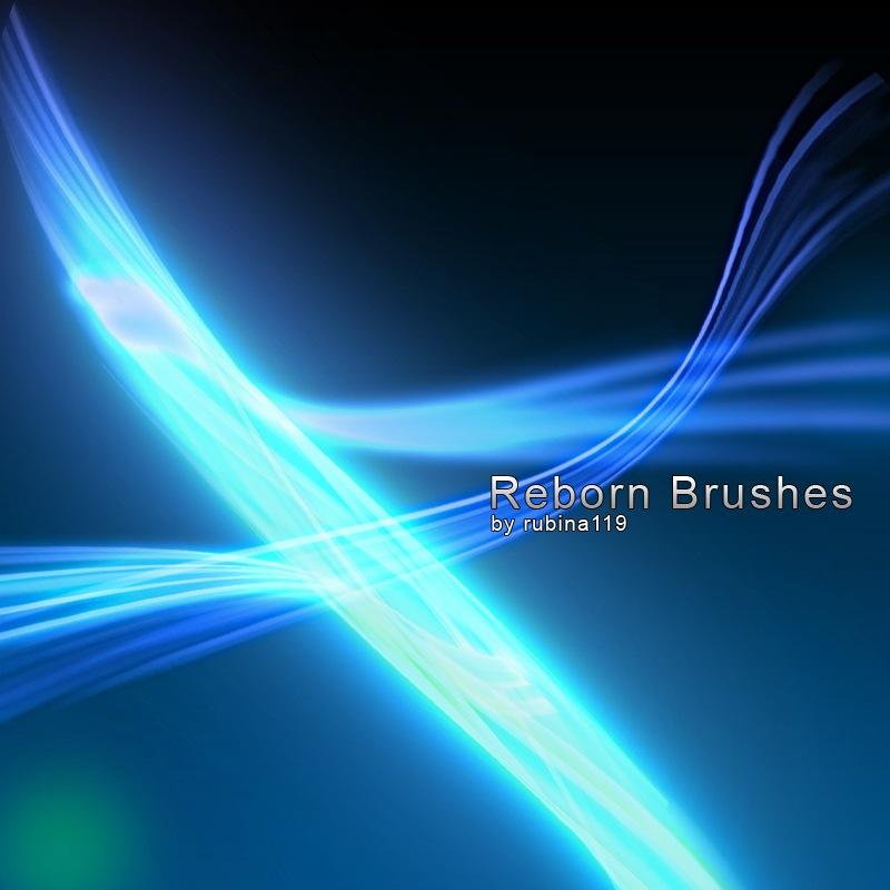Reborn Brushes Photoshop brush