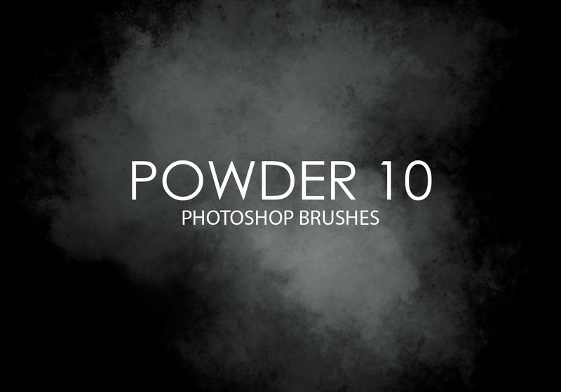 Free Powder Photoshop Brushes 10 Photoshop brush