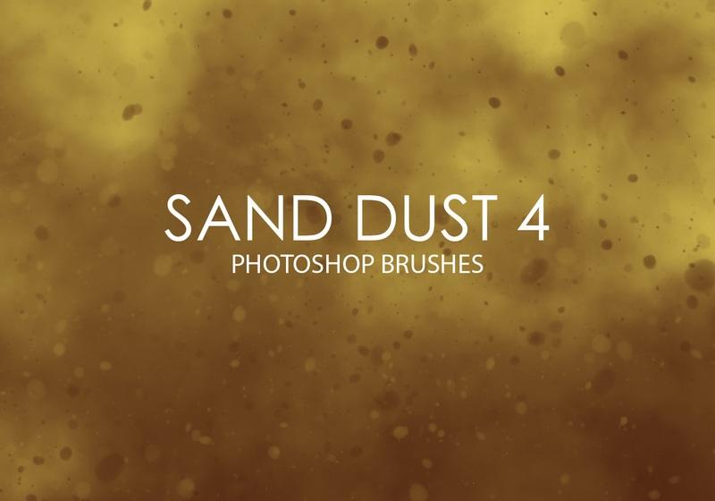 Free Sand Dust Photoshop Brushes 4 Photoshop brush