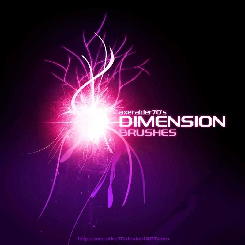 Dimension Brushes Photoshop brush
