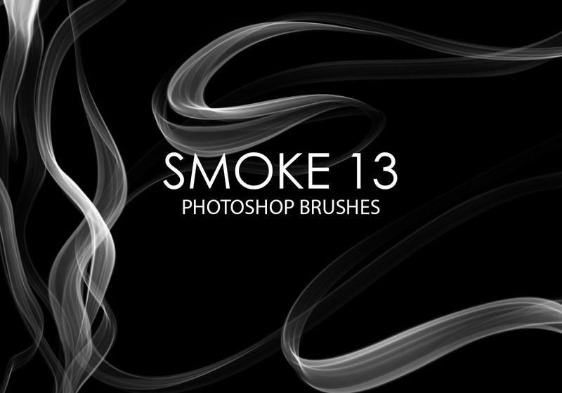 Free Smoke Photoshop Brushes 13 Photoshop brush