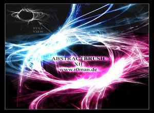 Abstract Brushset XII Photoshop brush