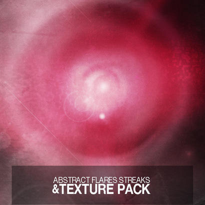 Abstract Brush Flare and Streaks Texture Pack Photoshop brush