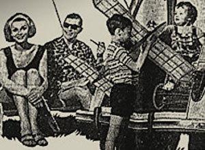 1960's News Ads Photoshop brush
