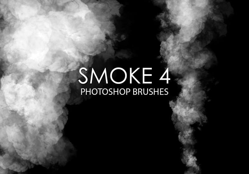Free Smoke Photoshop Brushes 4 Photoshop brush