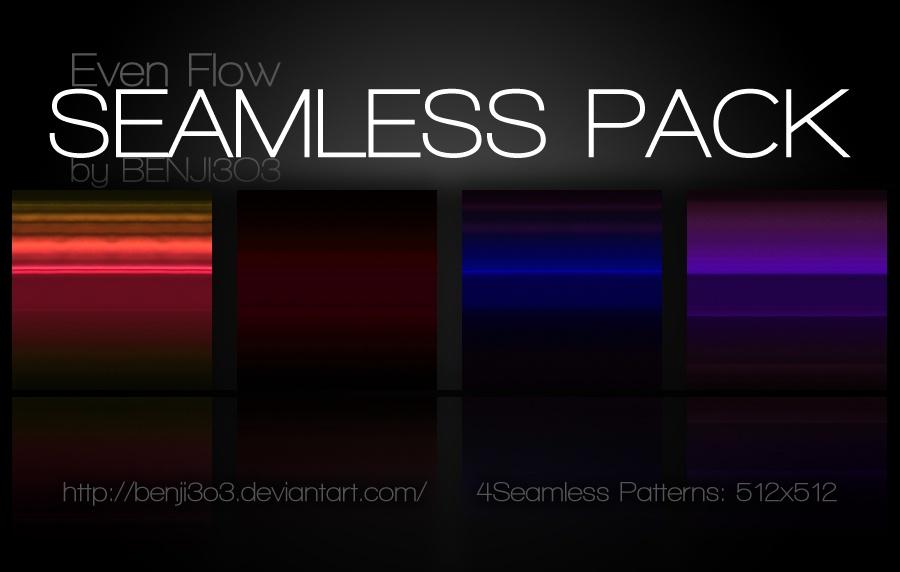 Seamless - Even Flow Photoshop brush