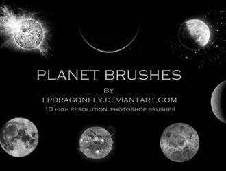 Planet Brushes Photoshop brush
