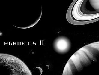 Planets Photoshop brush