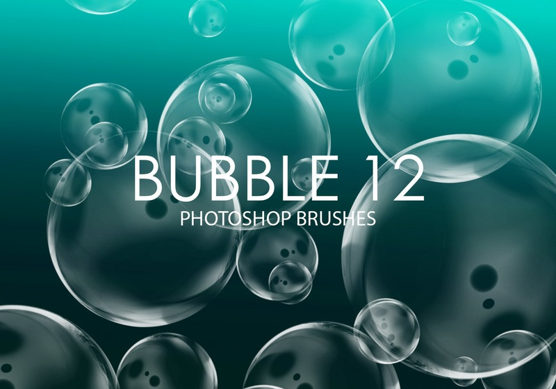 Free Bubble Photoshop Brushes 12 Photoshop brush