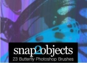 23 Free Butterfly Photoshop Brushes Photoshop brush