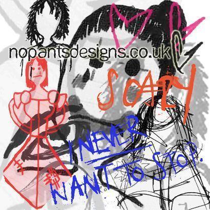 14 Year Old Me Doodle Brushes  Photoshop brush