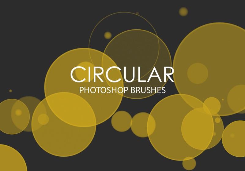 Free Circular Photoshop Brushes Photoshop brush