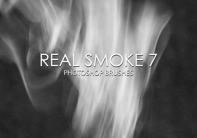 Free Real Smoke Photoshop Brushes 7 Photoshop brush