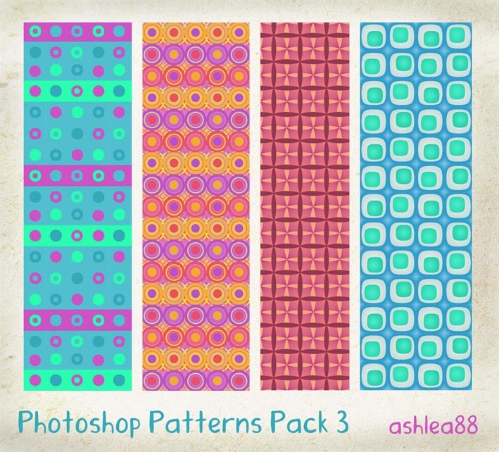 PS Patterns Pack 3 Photoshop brush