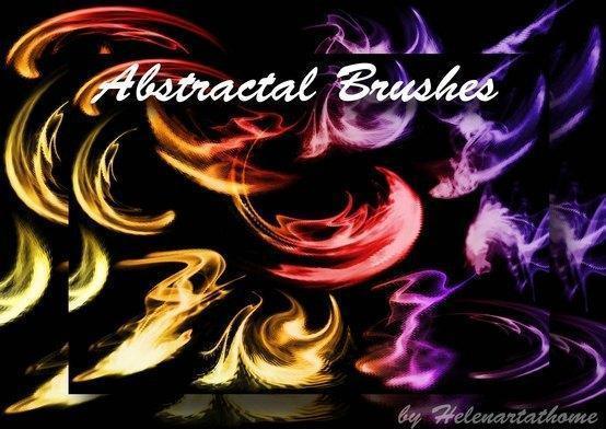 Abstractal Brushes Photoshop brush