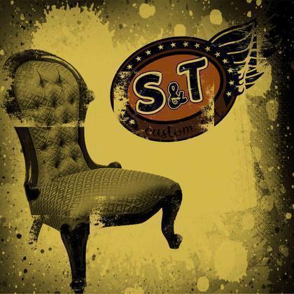 S&T Vintage Chairs Brush Set  Photoshop brush
