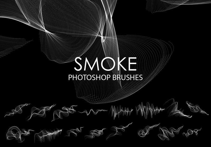 Free Abstract Smoke Photoshop Brushes 5 Photoshop brush
