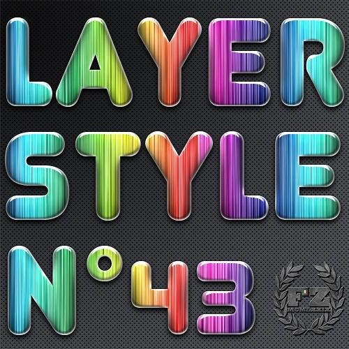 Photoshop Style 43 Photoshop brush
