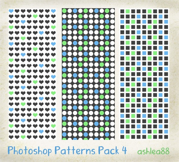 PS Patterns Pack 4 Photoshop brush