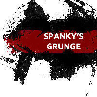 spanky's grunge Photoshop brush