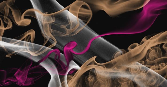 Romantic Smoke Brushes Photoshop brush