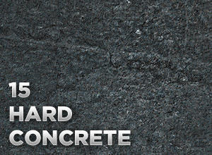 15 Hard Concrete Texture Brushes Photoshop brush