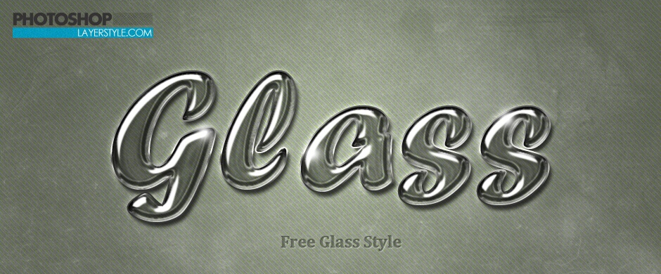 Glass Styles Photoshop brush