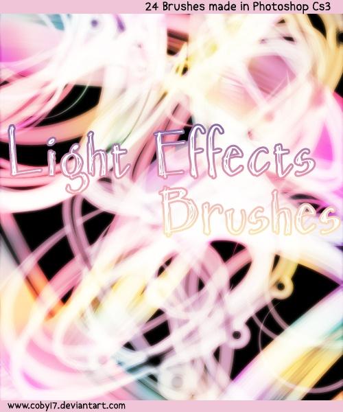 Lights Effects Brushes Photoshop brush