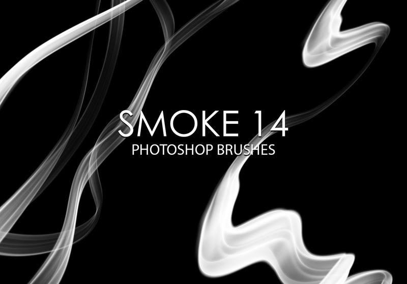 Free Smoke Photoshop Brushes 14 Photoshop brush