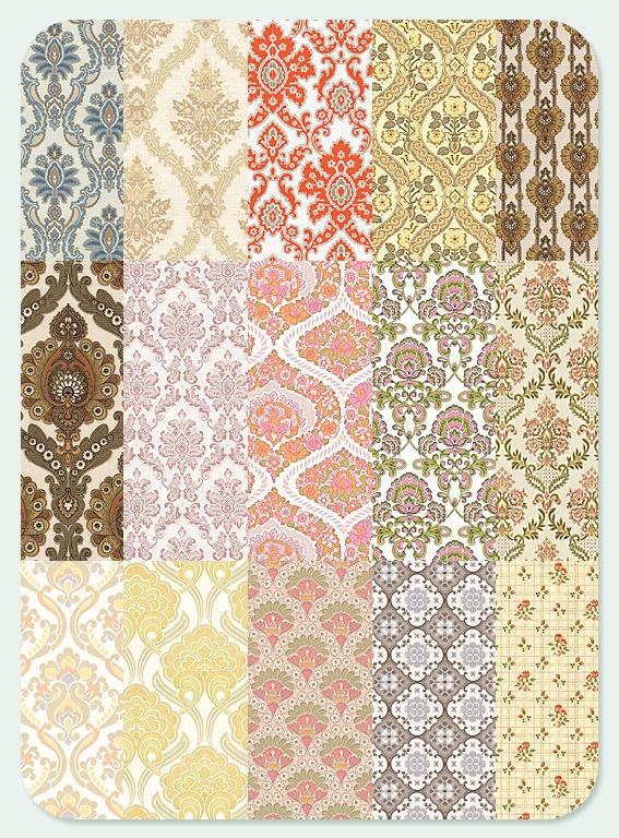 Wallpaper Patterns Photoshop brush