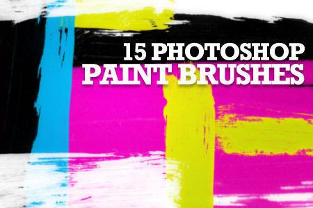 Free Hi-Resolution Paint Stroke Photoshop Brushes Photoshop brush