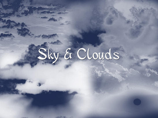 Sky and Clouds Brushes  Photoshop brush