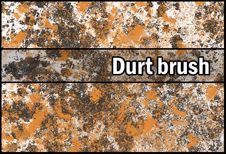 Dirt Brush Photoshop brush