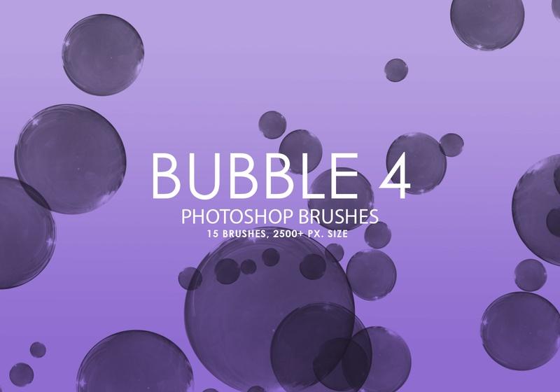 Free Bubble Photoshop Brushes 4 Photoshop brush