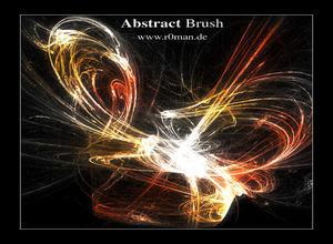 Abstract Brushset II Photoshop brush
