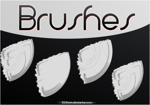 Strange Brushes Photoshop brush