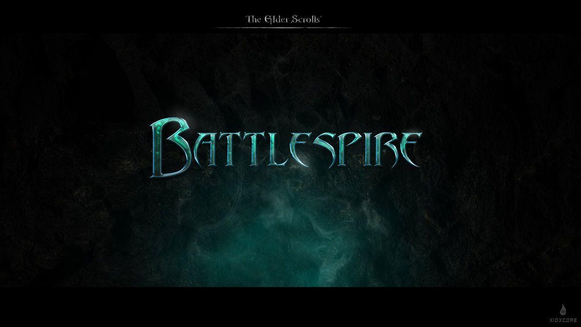 Battlespire Style  Photoshop brush