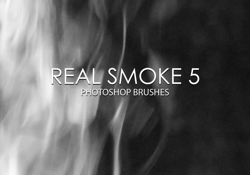 Free Real Smoke Photoshop Brushes 5 Photoshop brush