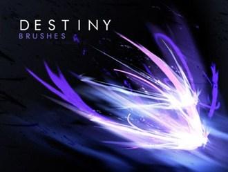 Destiny Brushes Photoshop brush