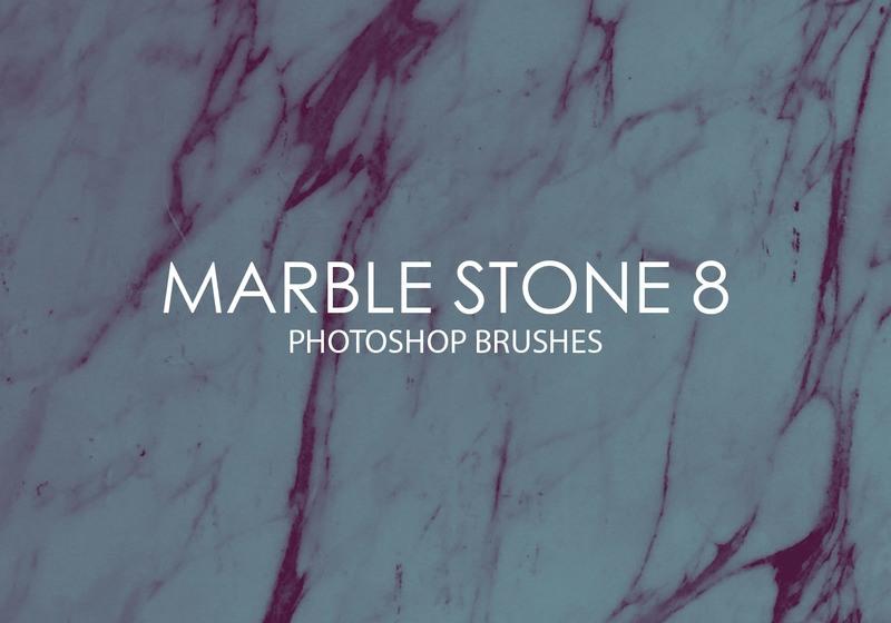 Free Marble Stone Photoshop Brushes 8 Photoshop brush