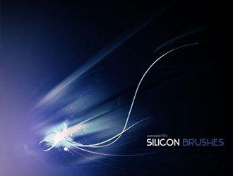 Silicon Brushes Photoshop brush