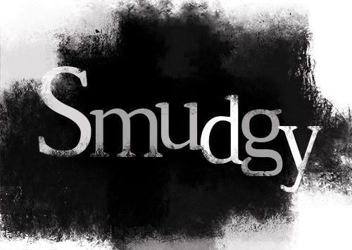 Smudgy Brushes Photoshop brush