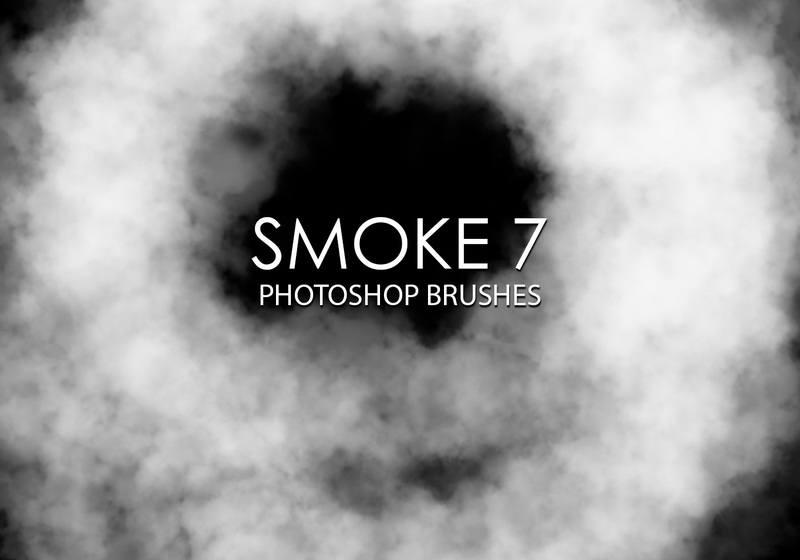 Free Smoke Photoshop Brushes 7 Photoshop brush