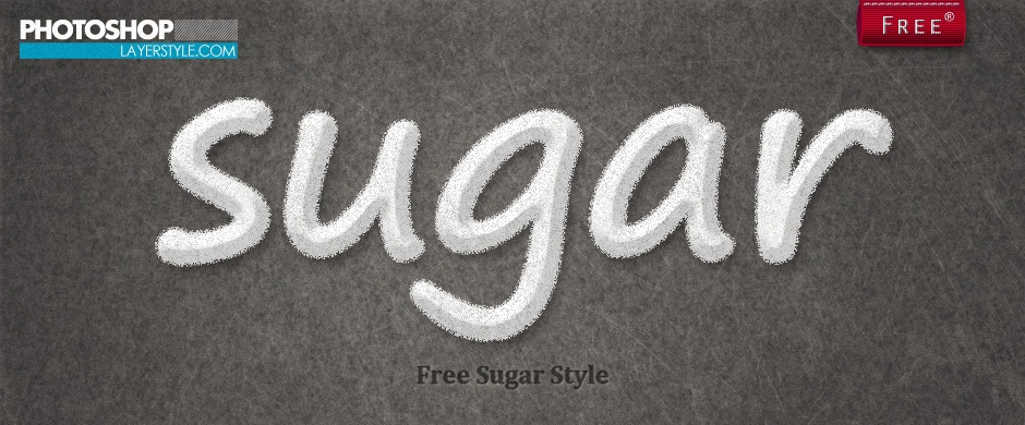 Sugar Style Photoshop brush