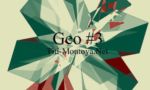 Geo 3 Photoshop brush