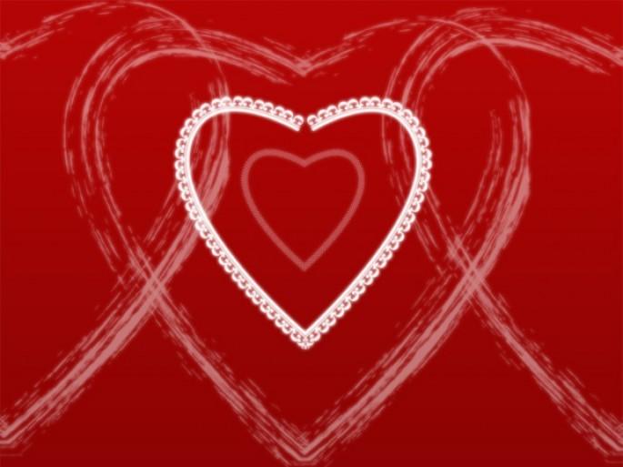 Hearts  Photoshop brush
